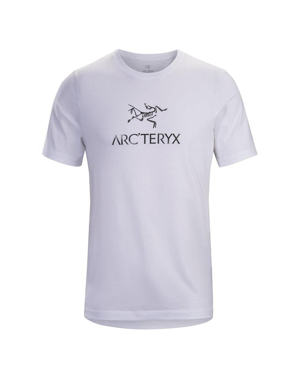 Arc'Word T-Shirt SS Men's           White