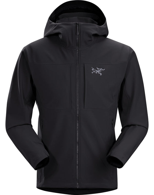 Gamma MX Hoody Men's                Black