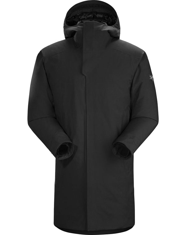 Thorsen Parka Men's                 Black