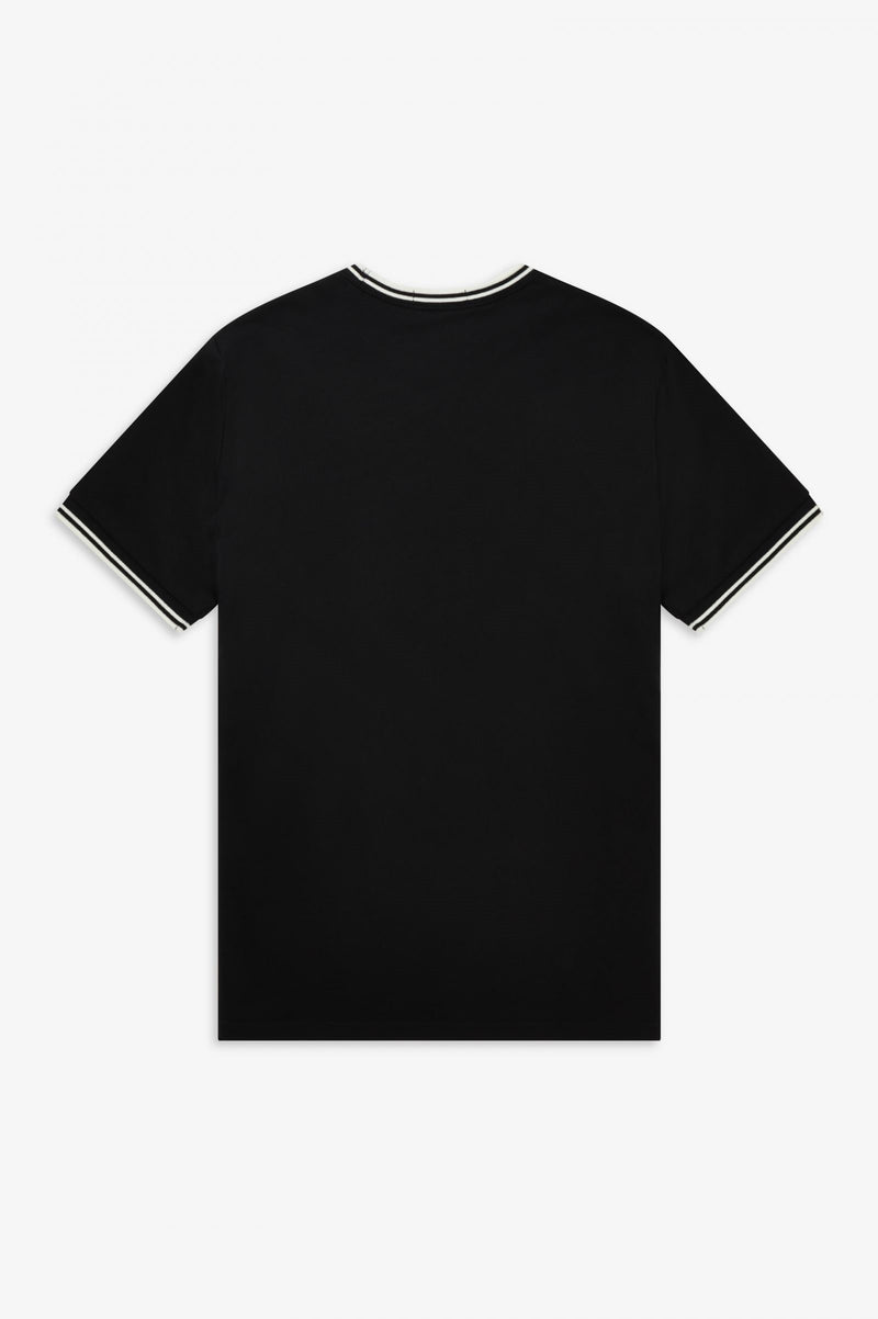 Twin Tipped T-shirt                 Black