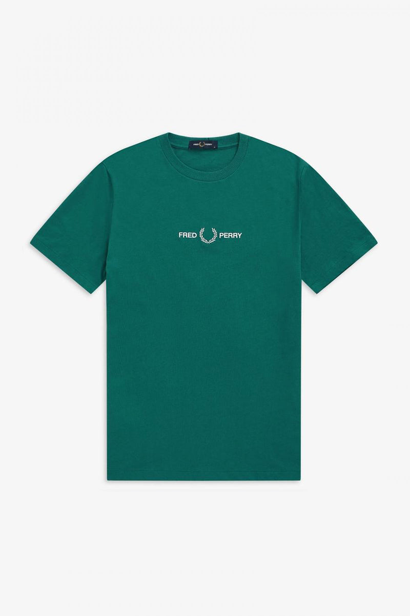 GRAPHIC T-SHIRT                     LIGHT PETROL