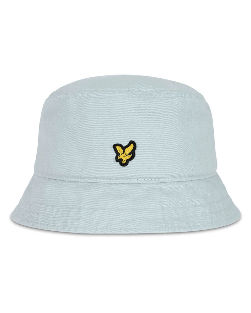 Cotton Twill Bucket Hat             L-Blue
