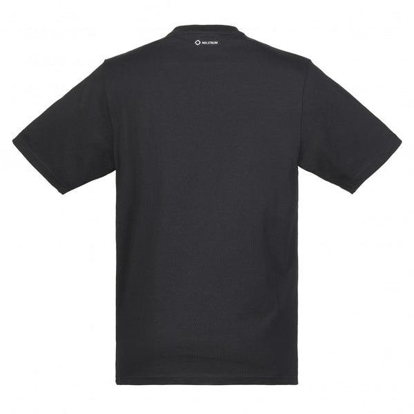 SS ICON TEE                         JET BLACK