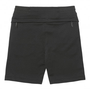 TECH FLEECE SHORT                   JET BLACK