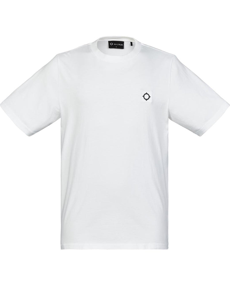 SS ICON TEE                         OPTIC WHITE