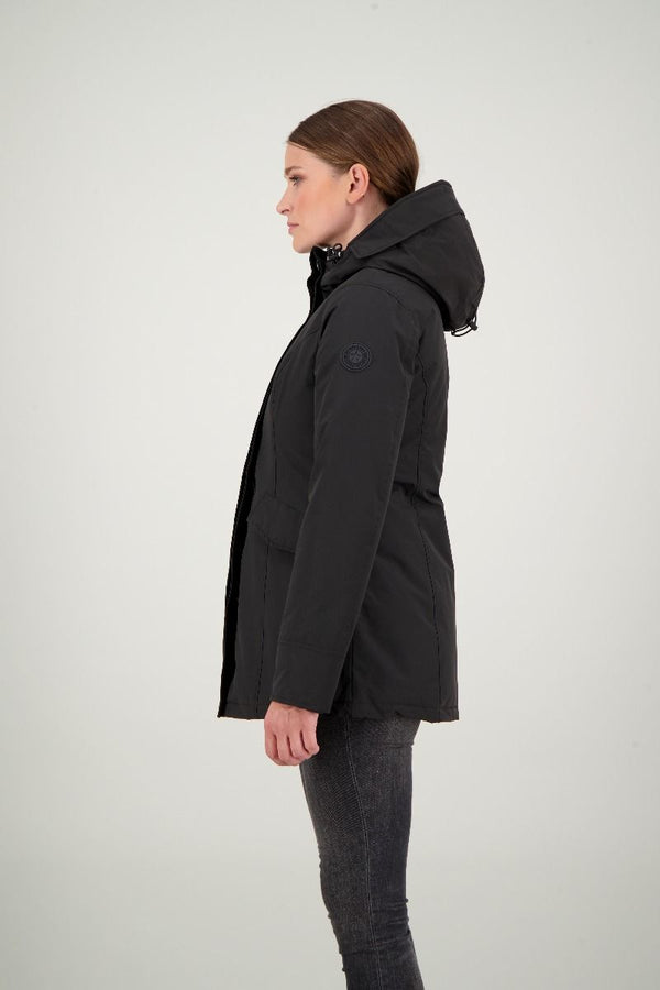 2 POCKET PARKA ICE                  True Black