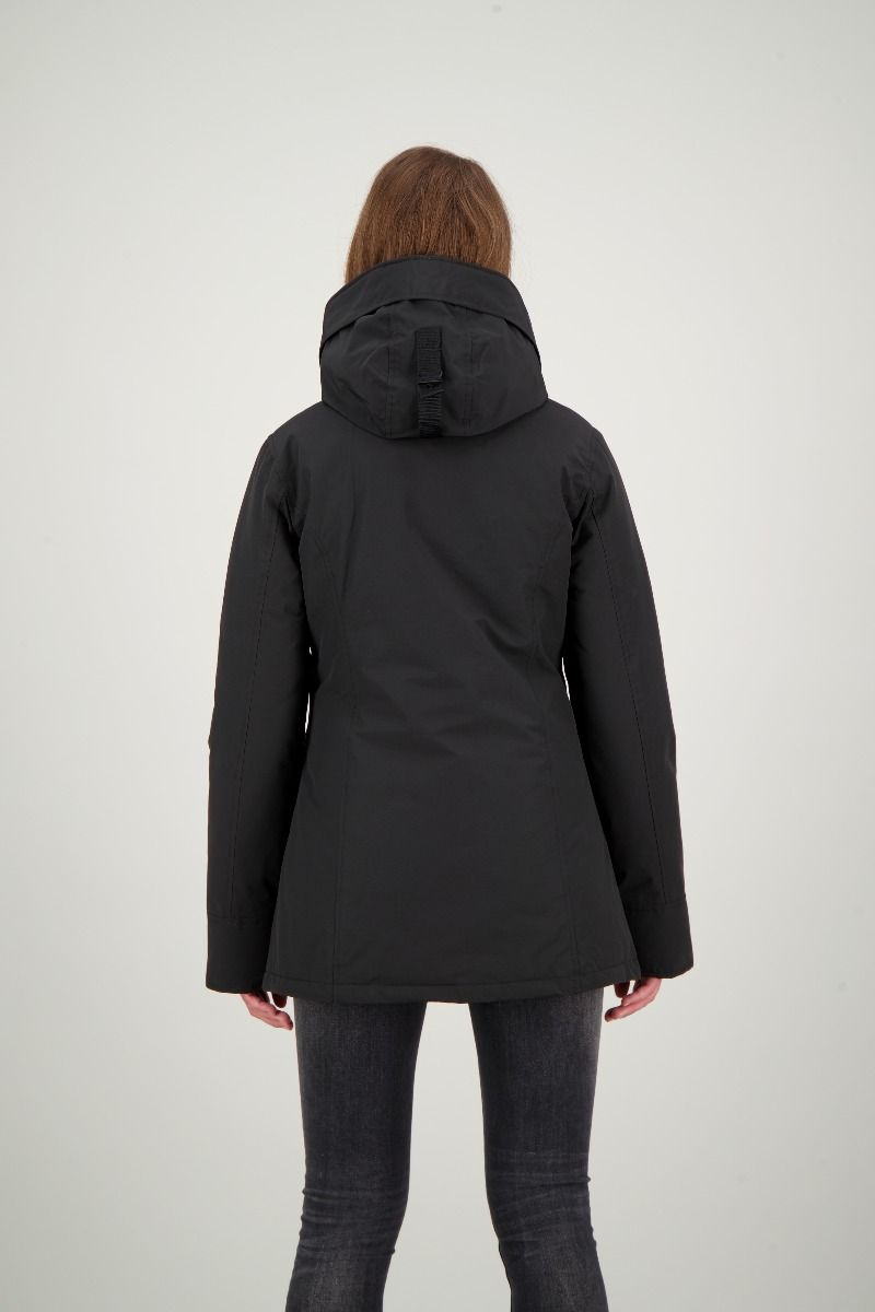 2 POCKET PARKA                      True Black