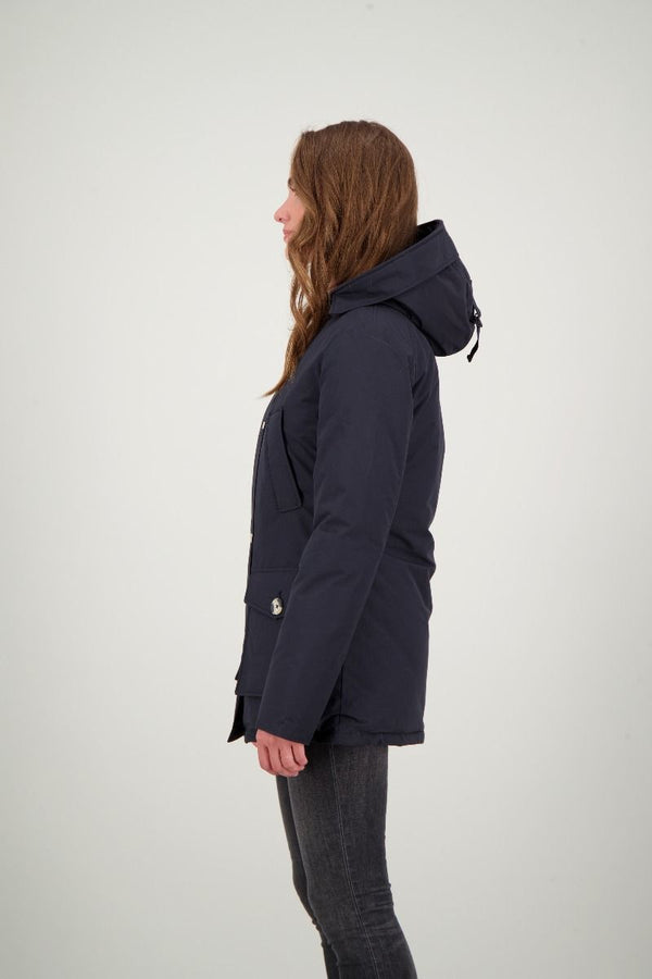 4 POCKET PARKA                      Dark Navy Blue
