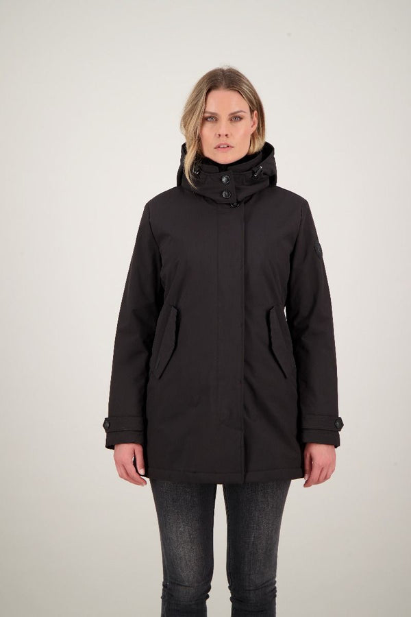 CLAIRE JACKET                       True Black
