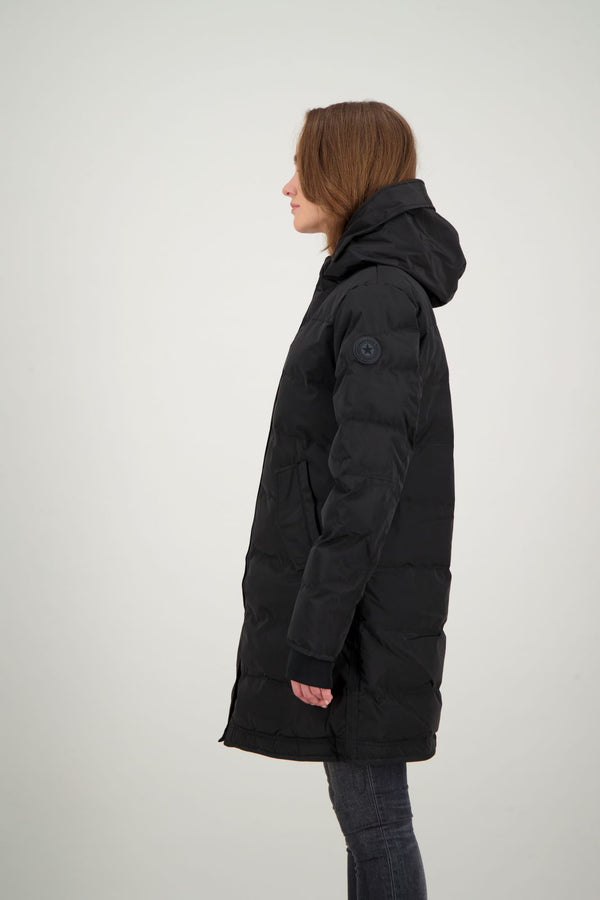 JADE JACKET                         True Black