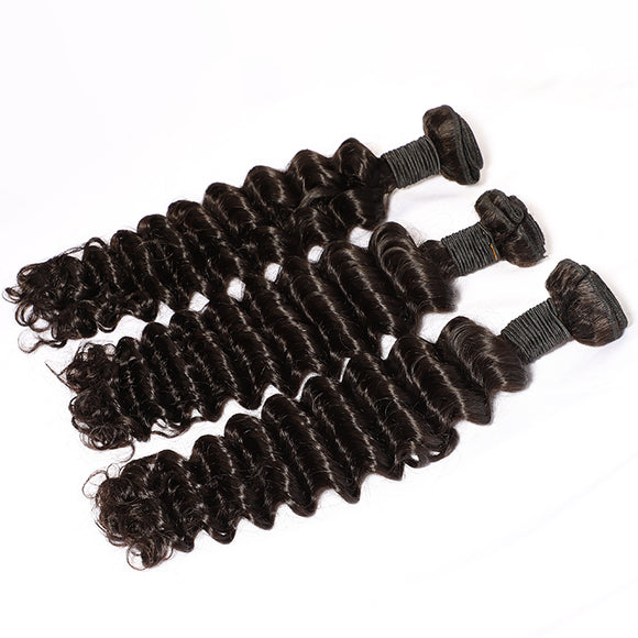 Brazilian Deep Wave Hair Bundles