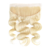 Swiss Lace Body Wave Frontals