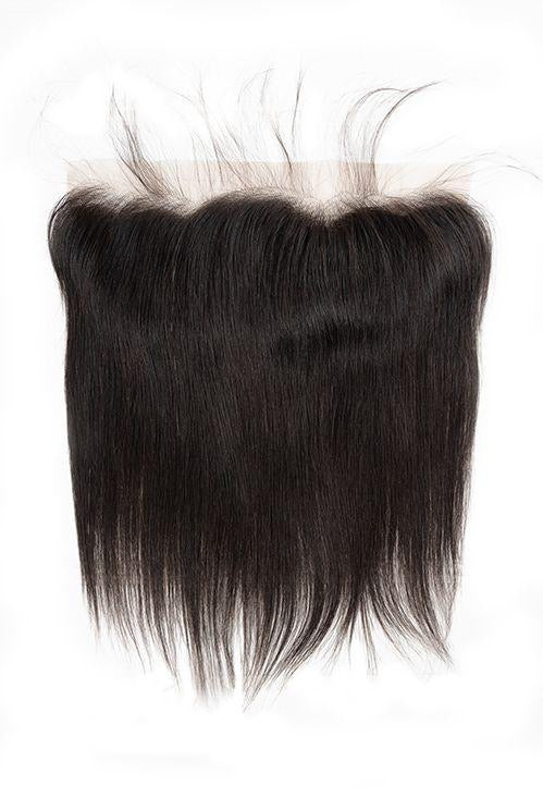 Swiss Lace Straight Frontals