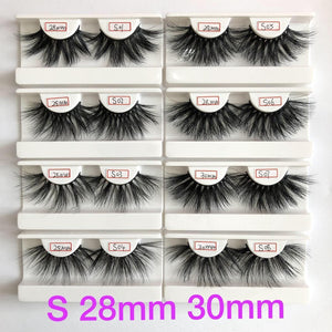 Sharquez Collection 💋 28/30mm Mink Lashes