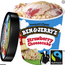 BEN AND JERRYS STRAWBERRY CHEESECAKE