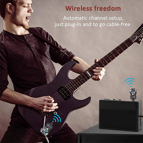 guitar bluetooth tranmitter