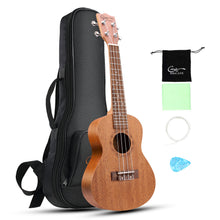 Load image into Gallery viewer, HRICANE Mahogany Tenor Size Ukulele