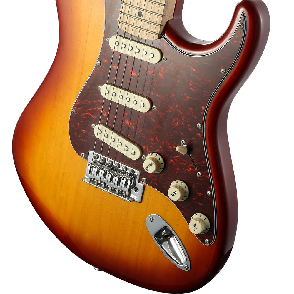 Hricane full size stratocaster electric guitar