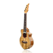 Load image into Gallery viewer, HRICANE concert size Spalted Maple ukulele