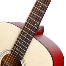Load image into Gallery viewer, 41 Inch Mahogany Solid Spruce Top Dreadnought Acoustic Guitar
