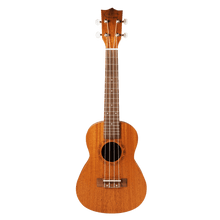 Load image into Gallery viewer, Hricane Mahogany Ukulele 23inch with White string knob