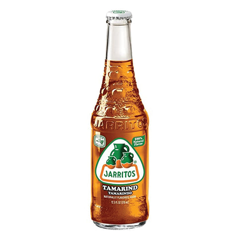 Jarritos - Tamarind Soda - 12.5 oz glass bottles