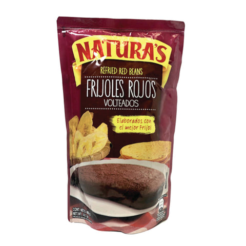 Natura's Red Beans 8 oz cans and jars