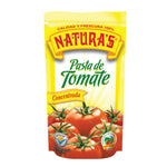 Natura's Pasta de Tomate Concentrada cans and jars