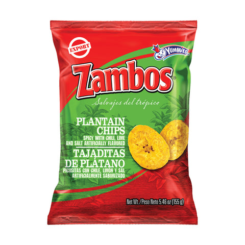 Zambos Picositos Spicy Platain Chips item
