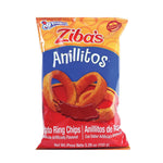 Ziba's Anillitos Barbacoa (BBQ Corn ring chips) 5.29 oz item