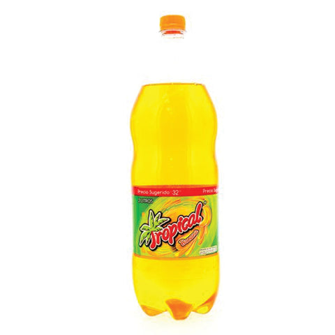 Tropical Banana 2.5 LTS soda