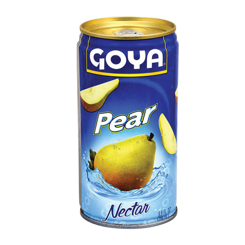 Goya - Pear Nectar drink 9.9 oz