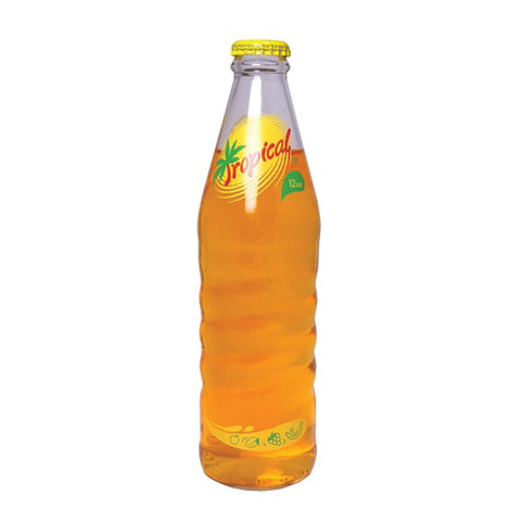 Tropical Banana Soda