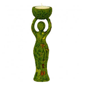 Goddess Tea-Light Holder