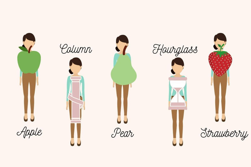 Dressing for your Body Shape, Vintage Style