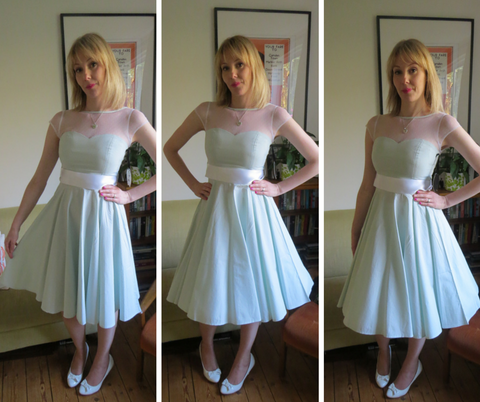 How To Wear A Petticoat 1950s Dresses Worn With Amp Without