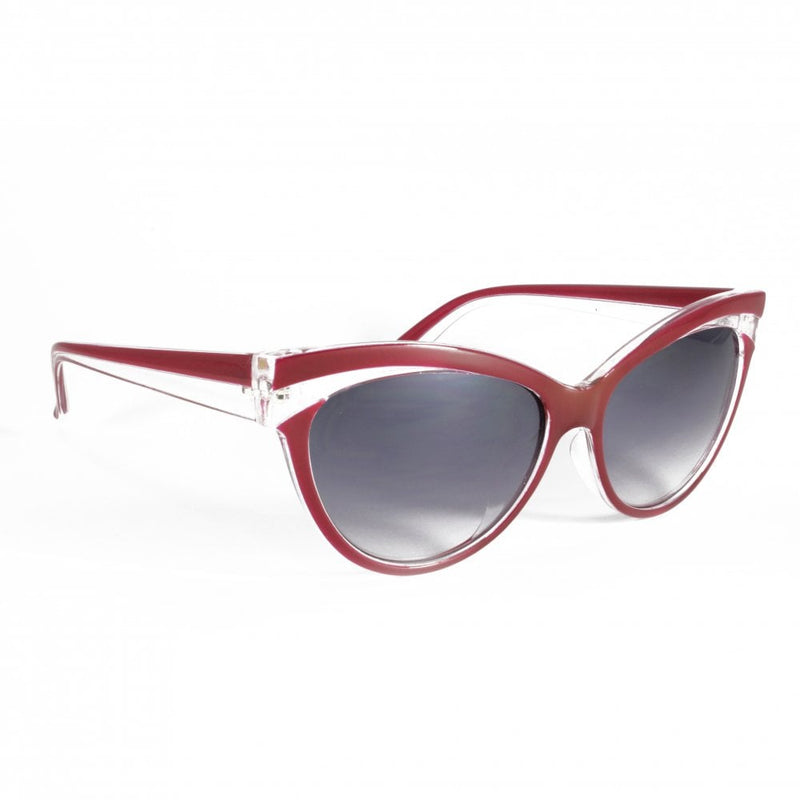 Classic 50s Sunglasses Red