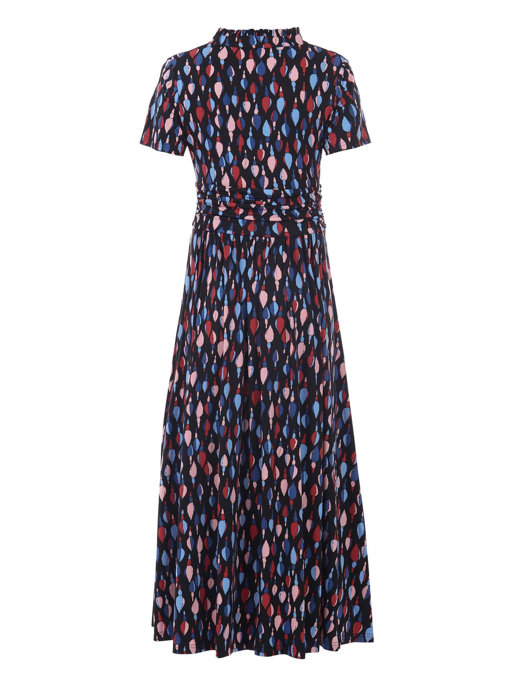 Retro Multi Print Dress - PRE-ORDER