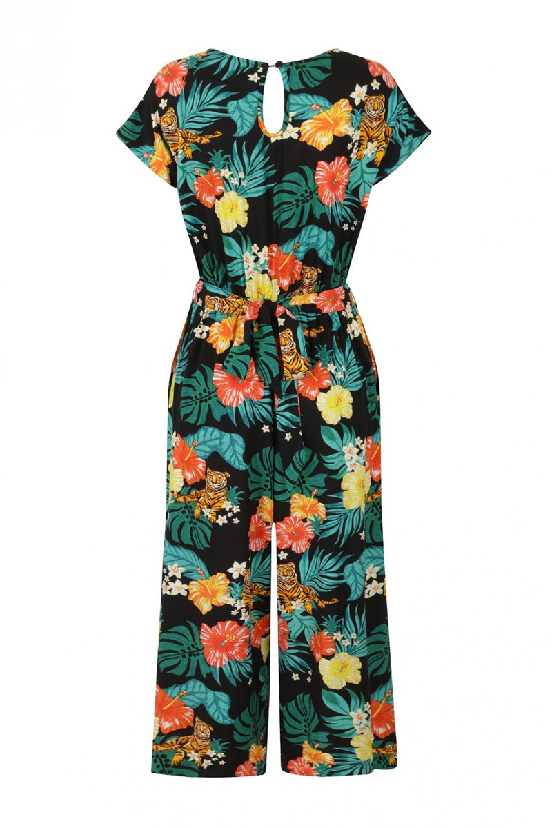 Tropical Tiger Jumpsuit