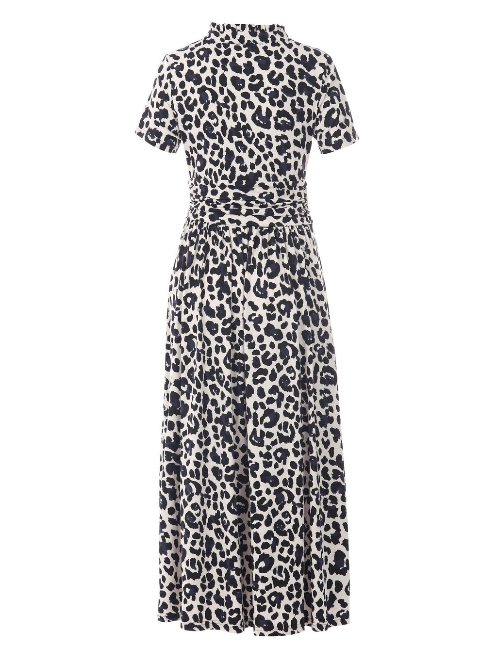 Retro Leopard Dress - PRE-ORDER