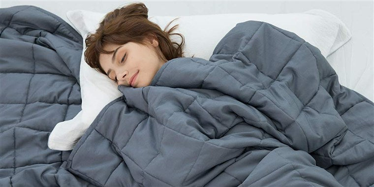 How To Choose The Right Weighted Blanket?