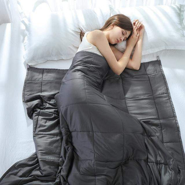 What is a Weighted Blanket? | Go To The Cupboard