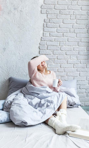 Go To The Cupboard Therapeutic Weighted Blankets Improve Sleep Quality