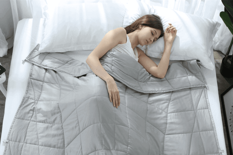 Benefits of using a Weighted Blanket | Go To The Cupboard