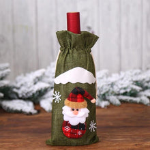 Load image into Gallery viewer, Christmas Wine Bottle Cover