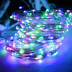Solar Fairy String Lights - Go to the Cupboard