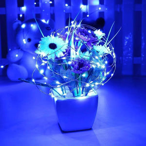 LED Outdoor Solar String Lights - Go to the Cupboard