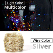 Load image into Gallery viewer, LED Outdoor Solar String Lights - Go to the Cupboard