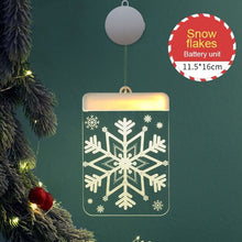 Load image into Gallery viewer, 3D Christmas Theme Hanging Lights - Go to the Cupboard