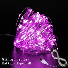 Load image into Gallery viewer, 1M/2M/3M DIY String Lights Decorations (USB) - Go to the Cupboard